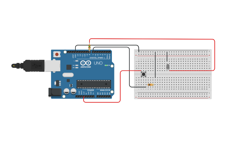 Arduino push button How to