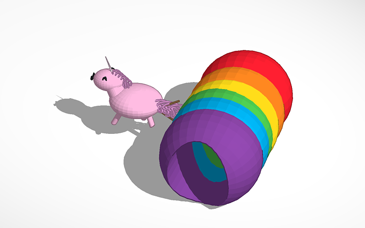 Gif pink fluffy unicorn Pink Fluffy